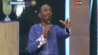 You Are Coming Back With Your Testimony by DR PASTOR PAUL ENENCHE