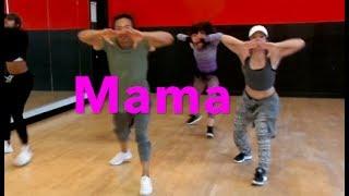 Jonas Blue ft  William Singe | Mama | Choreography by Viet Dang