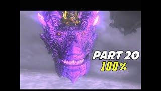 SUPER MARIO ODYSSEY Walkthrough Part 20 - 100% DRAGON! (Let's Play Commentary)