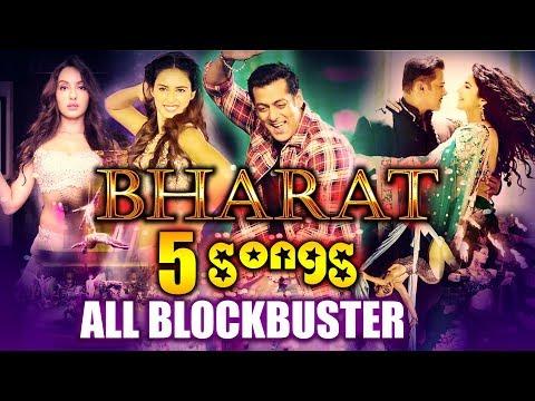 Xxx Mp4 Bharat Movie Songs Five Blockbuster Tracks Full Details Out Salman Khan Katrina Disha Nora 3gp Sex
