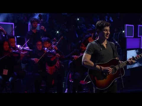 Shawn Mendes: Never Be Alone  Toronto Symphony Youth Orchestra