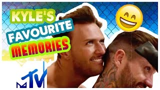 GEORDIE SHORE BBB | KYLE'S BEST MEMORIES IN THE HOUSE!! | MTV