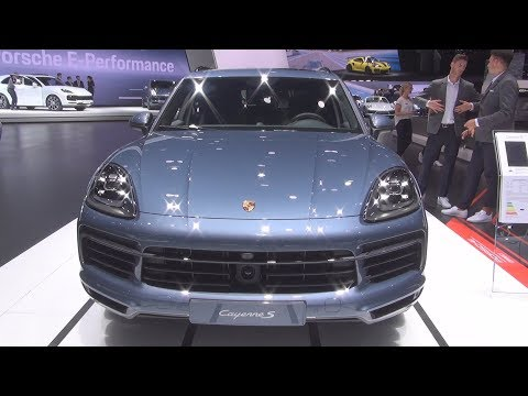 2018 New Porsche Cayenne Turbo Full Exterior And Interior Review
