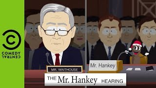 The Mr. Hankey Hearing | South Park