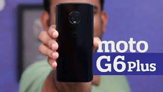 Moto G6 Plus Malayalam Review Unboxing