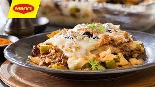 Taco Lasagna : MAGGI Recipes - تاكو لازنيا : وصفات ماجي