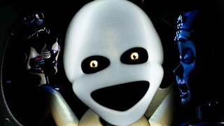 MINIREENA IS SO CREEPY! - Five Nights At Freddy's: Sister Location (Nights 3 + 4)