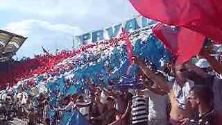 Hajduk-Varteks 6:0,proslava titule 2005