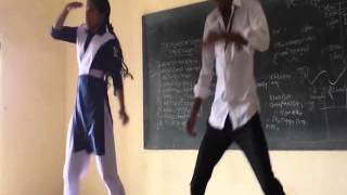 bangle dance college Girl  Boy Sweet Nice enjoy Every Body