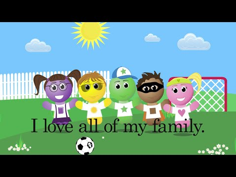All Song - Sight Word Song Music Video