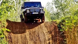 Download ► 2016 Mercedes G-Class (G500) Off-Road Test 3Gp Mp4