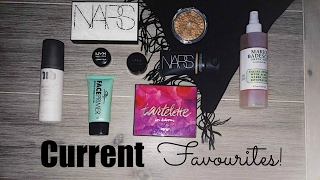Current Fave Makeup Products 2017 | Lailani Sauaga