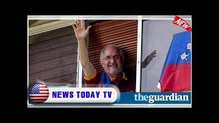Hardline venezuela opposition leader antonio ledezma flees to colombia  NEWS TODAY TV