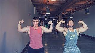 Bullied Boy To Built Bodybuilder