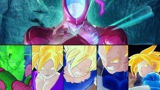Dragonball Raging Blast 2: Plan to Eradicate the Super Saiyans - Final Battle!!