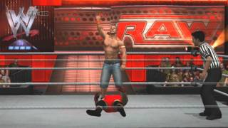 WWE Smackdown Vs Raw 2011 Road To WrestleMania