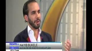Nayib Bukele | Entrevista Frente a Frente