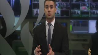 الحديث عن مجزرة حمورية  بالغوطة 25 شهيدو100 جريح براء عبد الرحمن لقناة دار الايمان