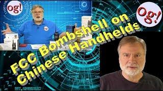 FCC Bombshell on Chinese Handhelds (#174)