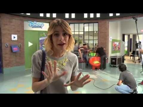 Violetta 3 Za kulisami – Na planie. Oglądaj tylko w Disney Channel