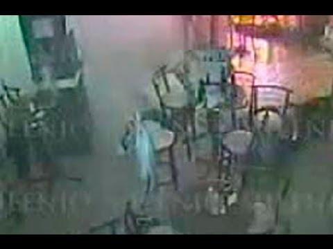 México Sicarios acribillaron a dos personas en 12 segundos