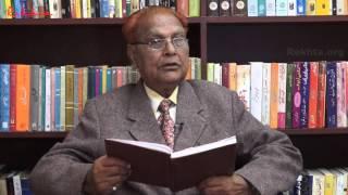 Mamta bhari nigaah ne roka to dar laga_P.P. Srivastav Rind