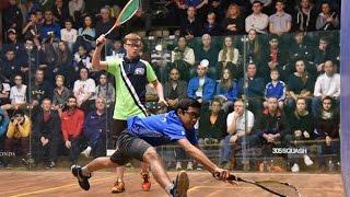 British Junior Open 2016 Boys U13 Final: Sam Todd v Muhammad Amirul Azhar