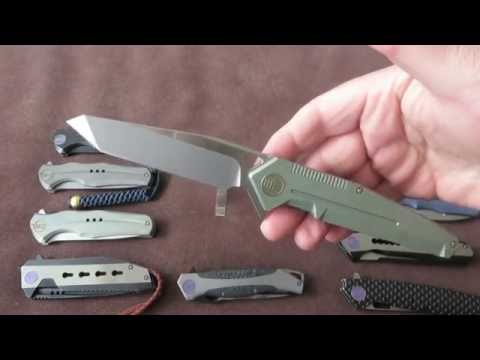 First impressions WE Knife Company 610 Battleship
