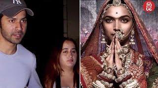 Varun & Natasha Put An End To Their Break Up Rumours |