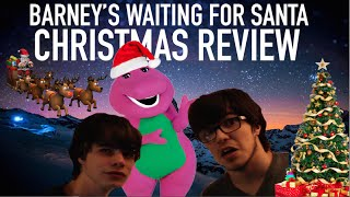 Barney's Waiting for Santa - Christmas Review