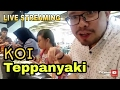Download Video Download Makan siang di KOI Teppanyaki Plaza Senayan | LIVE STREAMING 3GP MP4 FLV