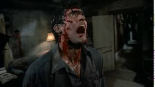The Evil Dead Movies in 10 Seconds