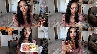 That Housewife Life: Cooking & Burning Bakhoor (Incense) | Amena