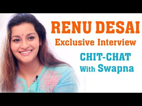 Xxx Mp4 Chit Chat With Swapna Renu Desai Exclusive Interview 3gp Sex