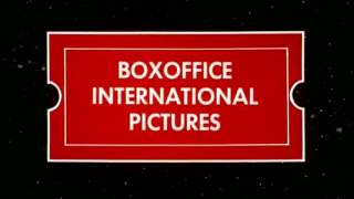 Boxoffice International Pictures (1970)