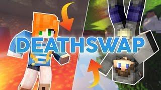 MY WIFE TRIES TO KILL ME - Minecraft DeathSwap