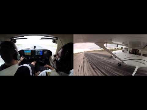 Frank Linero Pilot GoPro N13986 IFR Training Arcs 020216