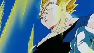 Goku y Vegeta se convierten en super saiyajin 2
