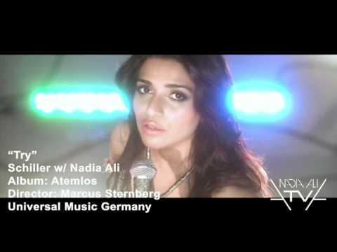 Schiller with Nadia Ali