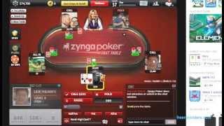 cara memainkan zynga poker