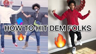 HOW TO HIT DEM FOLKS LIKE AYO & TEO   OFFICIAL TUTORIAL ❗️