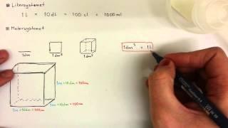 9 - Geometri - Volymenheter
