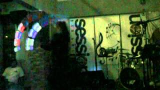 POI DANCING @ Session Bar - Jessa Monica