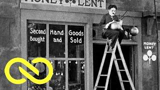Charlie Chaplin - The Pawnshop [Full Movie]