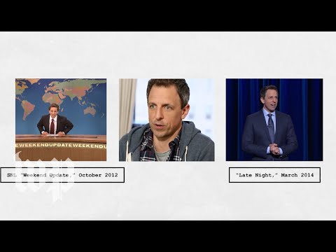 Xxx Mp4 Seth Meyers Was On SNL For 12 Years It Still Has A Big Impact On Late Night 3gp Sex