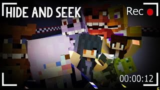 Minecraft Hide and Seek | Five Nights at Freddy's | FNAF