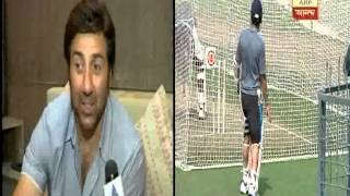 Sachin Tendulkar is a hero to youngsters, says Sunny Deol.
