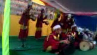 Marawis El Burdah cibatu Garut
