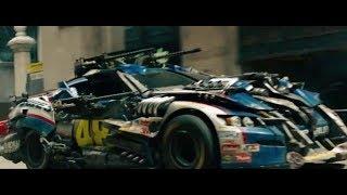 Transformers Saga all Topspin scenes