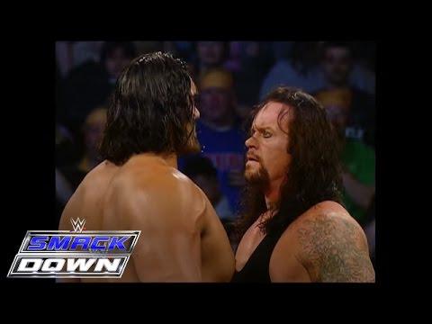 Xxx Mp4 The Great Khali 39 S WWE Debut SmackDown April 7 2006 3gp Sex
